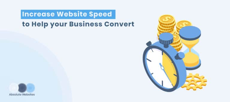 Website Speed Helps Business Conversions